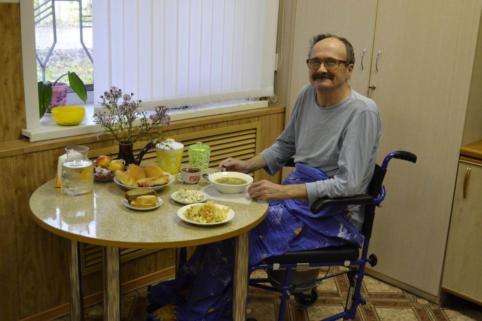 Пансионаты для пожилых в кировской области дом престарелых в луганске ул геологическая
