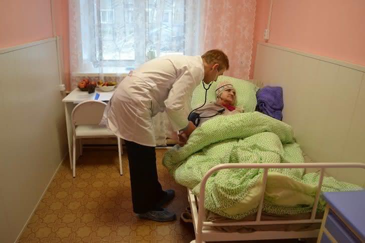 Найти пансионат для лежачего больного после перелома шейки бедра отек в колене