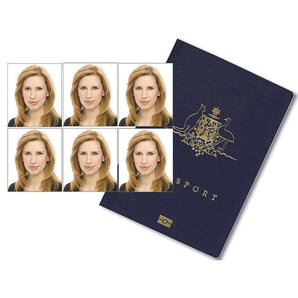 Удачное фото на паспорт: секреты и советы Самая любимая!