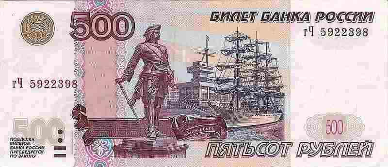 Что нарисовано на наших деньгах
