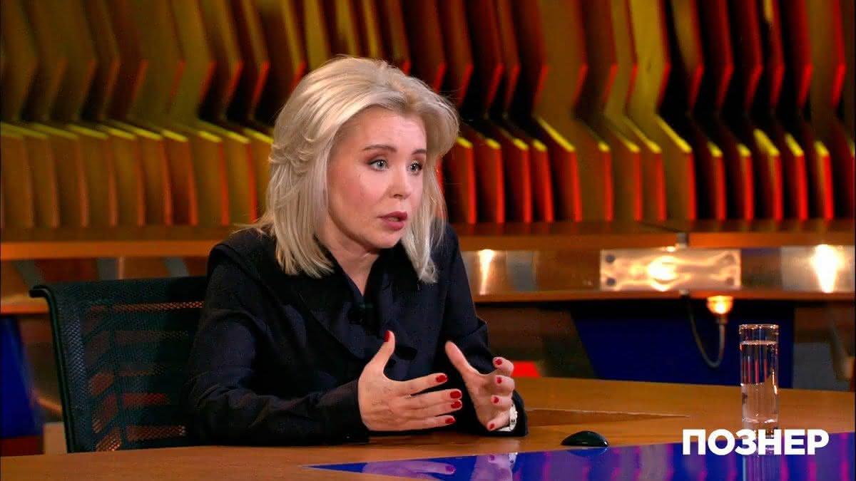 Глава Росприроднадзора Светлана Радионова на интервью Владимиру Познеру
