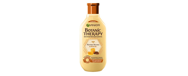 Шампунь Botanic Therapy Garnier Маточное молочко и прополис