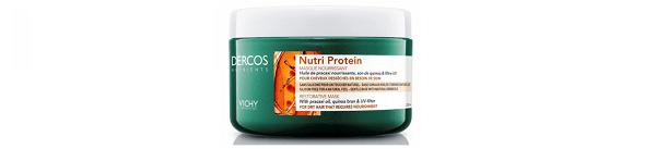 Восстанавливающая маска Vichy Dercos Nutrients Nutri Protein