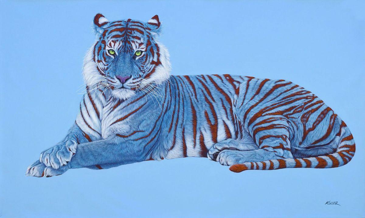 Год Водяного Тигра