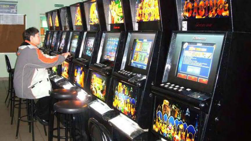 Автомат гараж играть бесплатно без регистрации