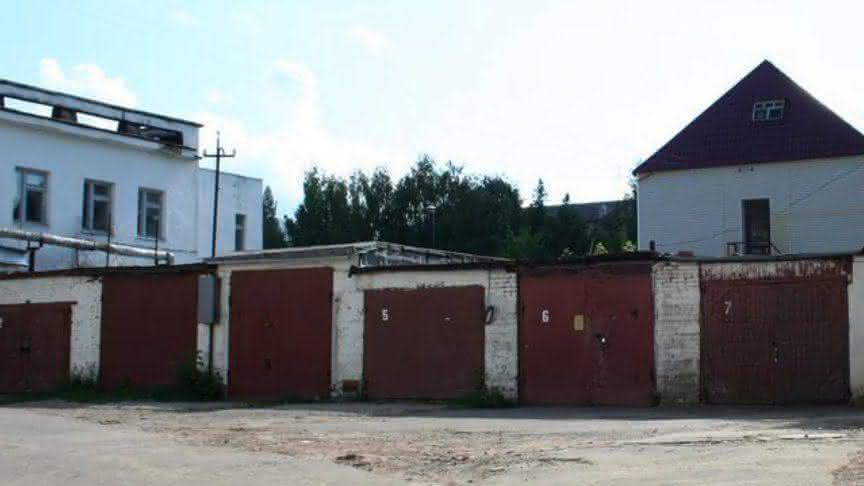 Где и как оформить уже построенный гараж в кировской области