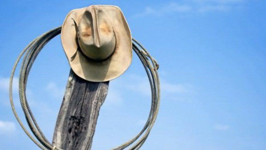 Ковбойская шляпа своими руками