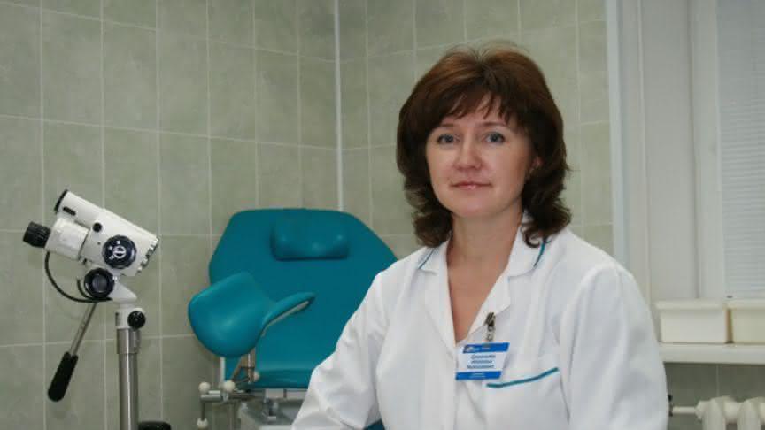 У гинеколога фото скрыто — photo 1