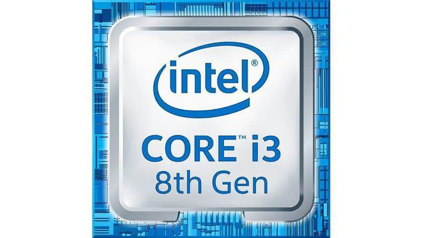 Картинки по запросу intel core i3 8 gen logo