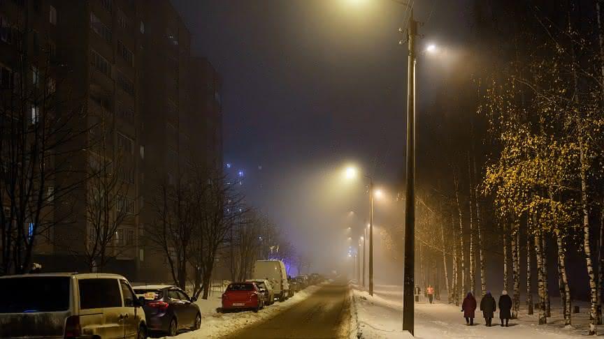 Какая погода будет вновогоднюю ночь вХарькове
