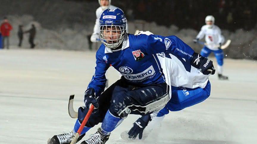 Хоккеисты «Байкал-Энергии» разгромили кировскую «Родину»