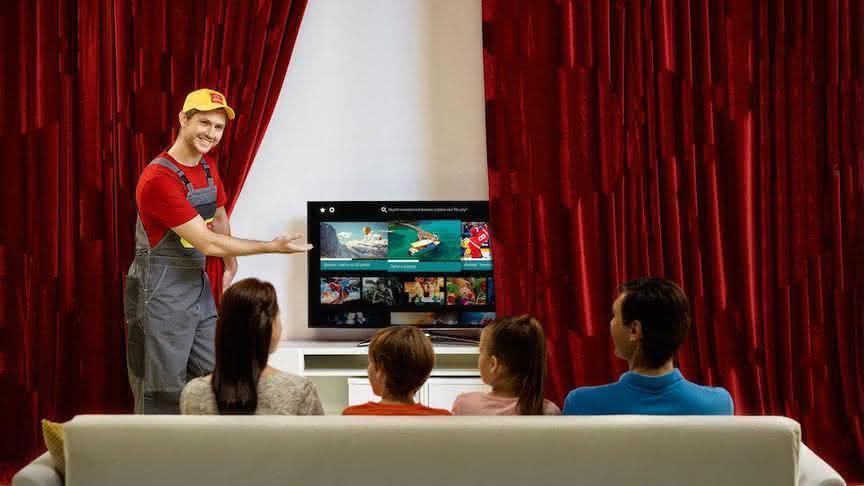 Приложение дом. Ru tv для телевизоров lg на webos: webos.
